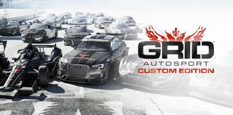 GRID™ Autosport Custom Edition
