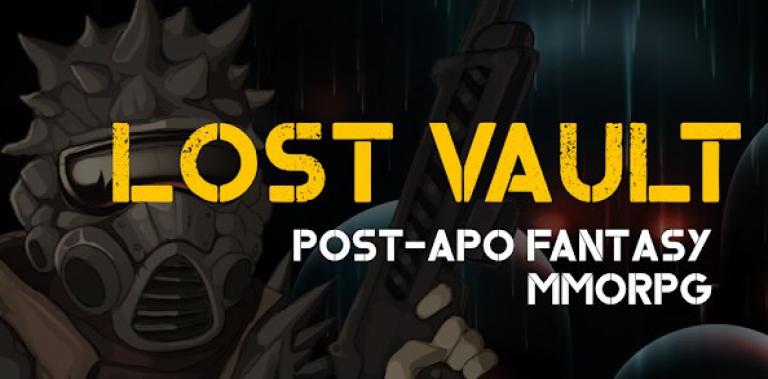 Lost Vault   Post-Apo Fantasy MMORPG