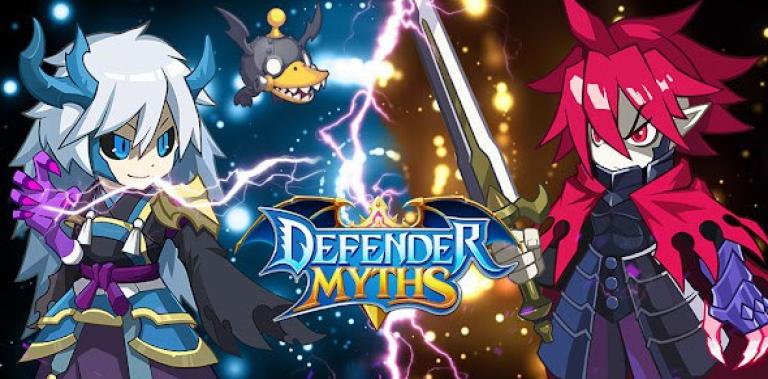 Defender Myths:New Era
