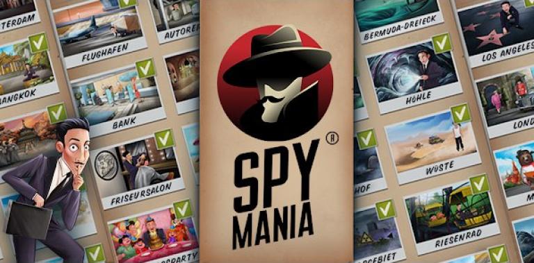 Spy: play with friends