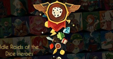 Idle Raids of the Dice Heroes