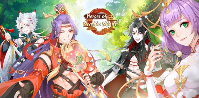 Heroes of Mythic Might