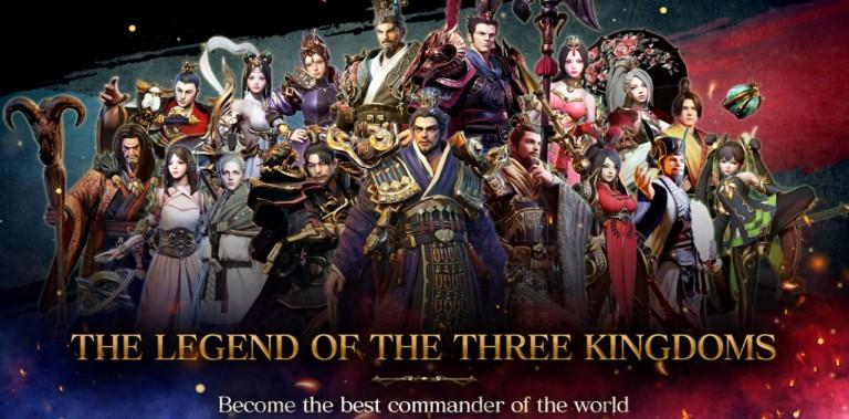 The Blade of The Three Kingdoms: Return
