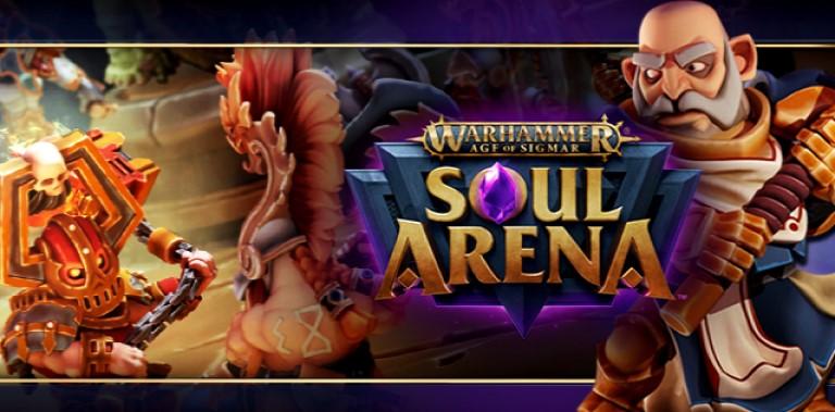 Warhammer AoS: Soul Arena